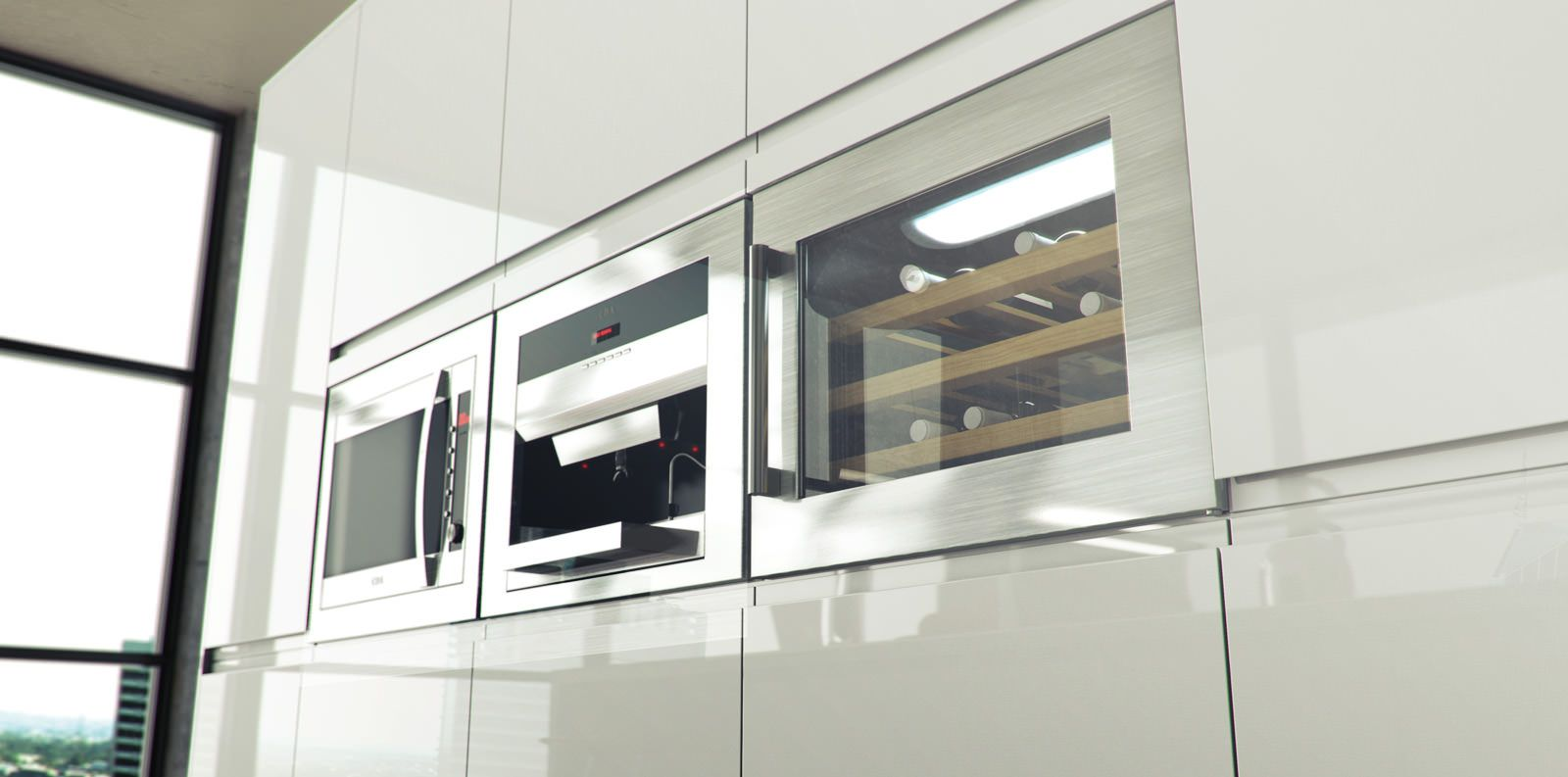 Integrated Kitchen Appliances | For the Home | Pinterest | Kitchens