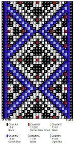 Bunad, Smykker, vev & rosemaling: Nytt mønster til perlebelte