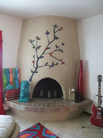 Need A Beehive Fireplace Makeover | Beehive, Fireplace makeovers ...