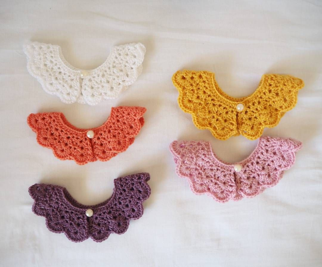 Some of the gorgeous lace collar options! Made from the softest yarn that is warm in winter and cool in spring. A colour to match every outfit and 20% off this weekend!