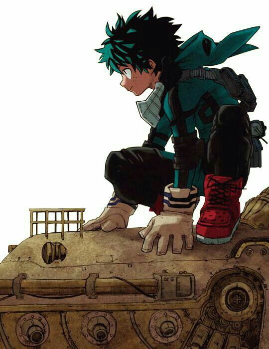 Midoriya Deku Izuku Hero Suit Outfit Uniform My Hero