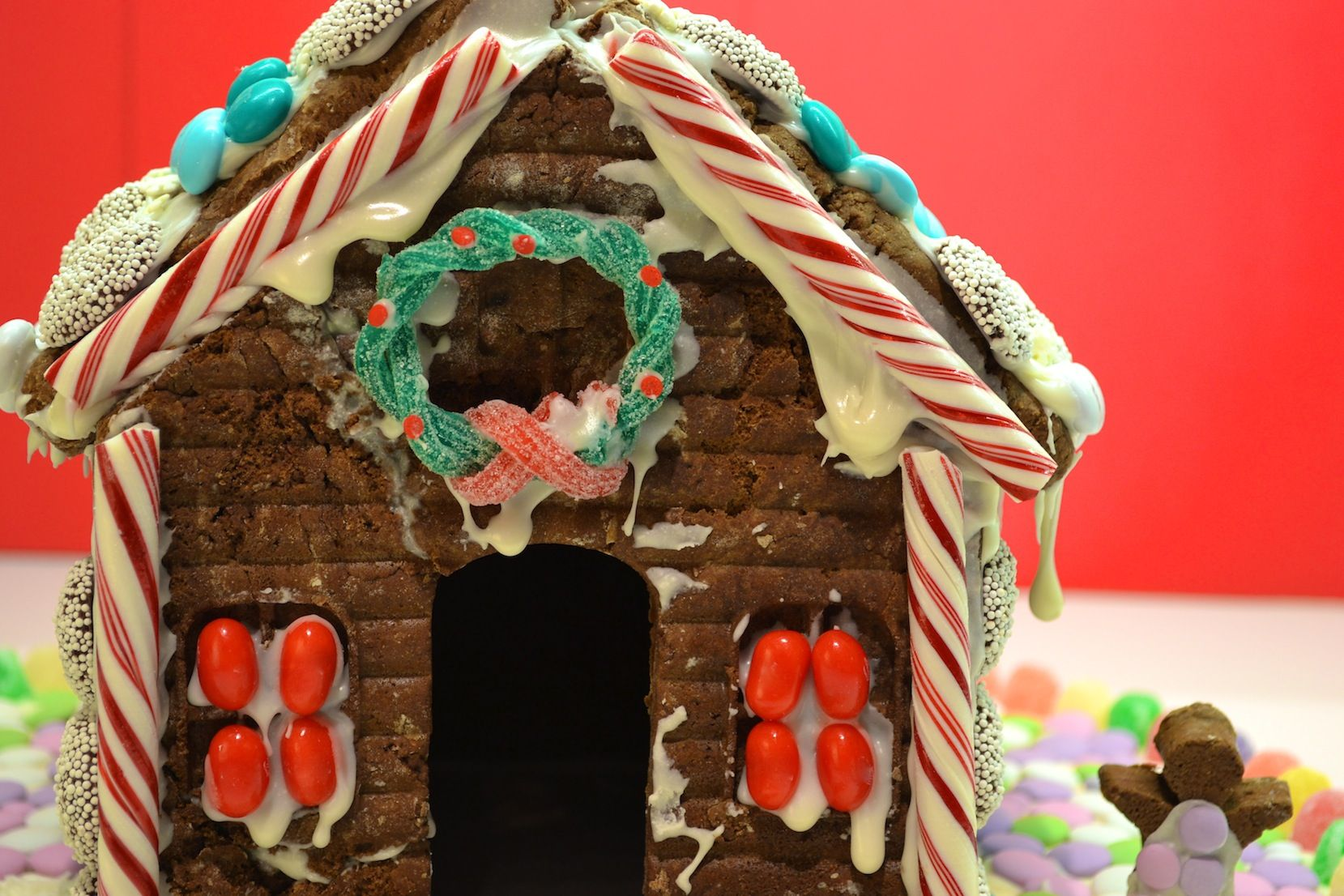Gingerbread house decorating ideas vegan recipe for  icing holiday recipes also rh pinterest