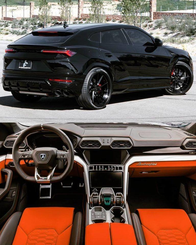 New Lamborghini Urus 2019 all in black ? Follow @uber.luxury for more? Via: @forgiato - Carhoots