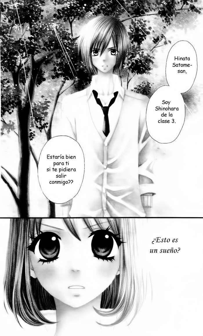 Usotsuki Lily - 1.00 por Whitelies Fansub   Manga