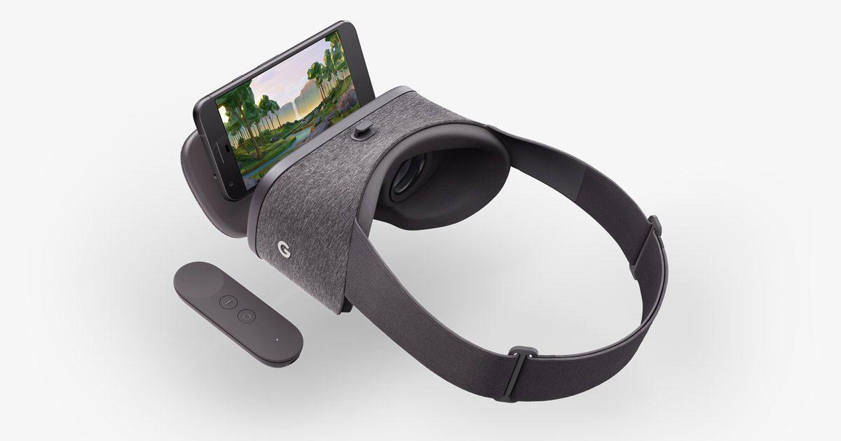 Daydream Google Daydream View Vr Headset Virtual Reality Headset
