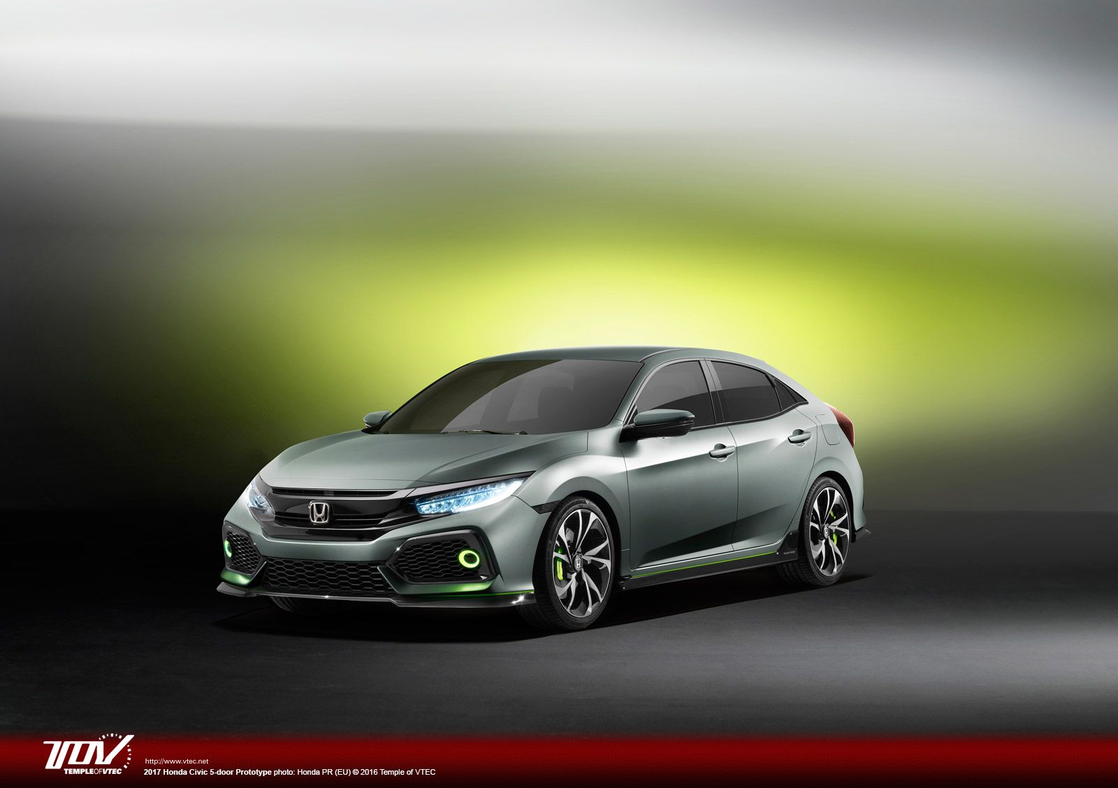 Temple Of Vtec >> Temple Of Vtec Rumors And News Civic 5 Door Concept