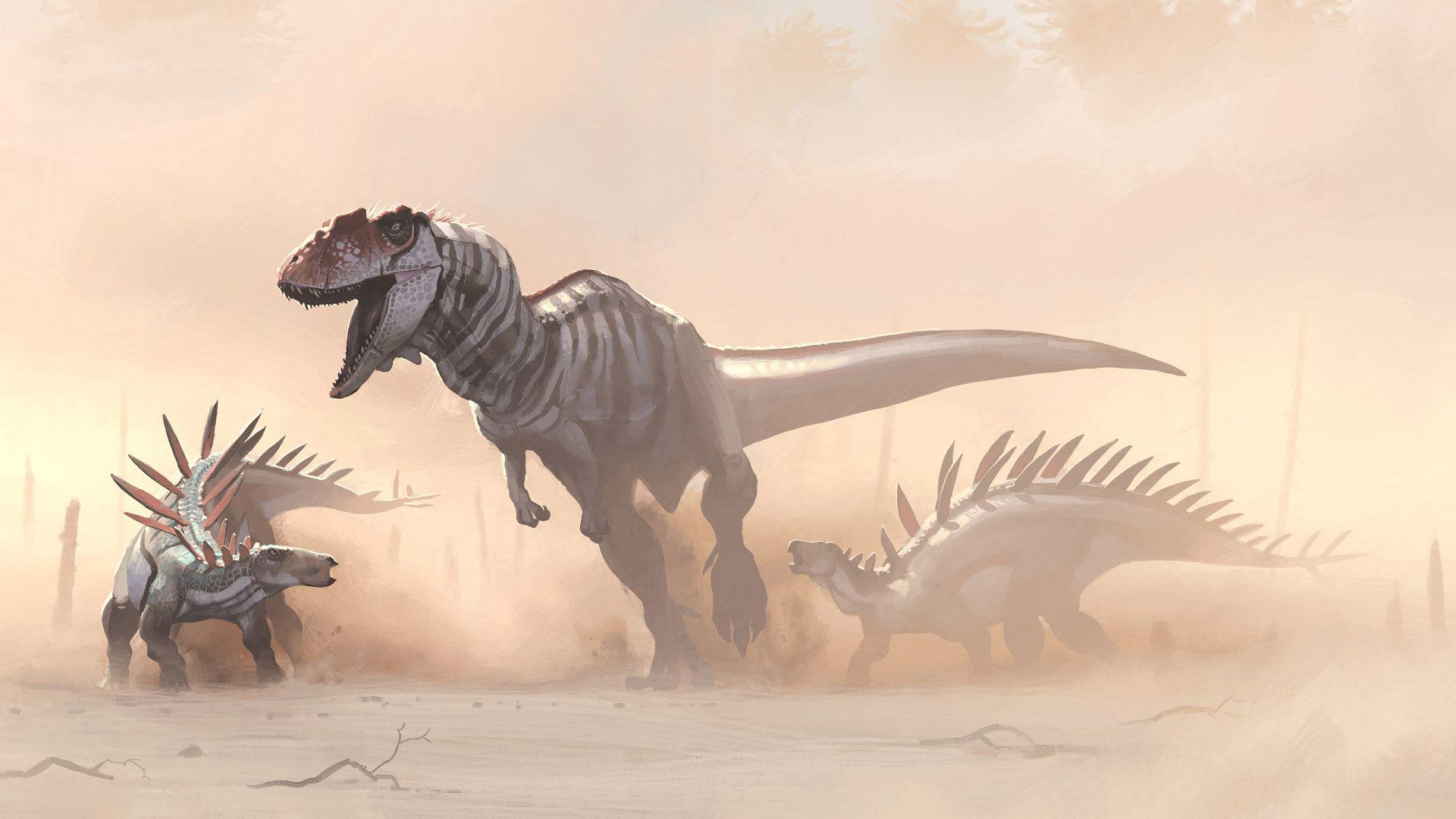 Simon Stålenhag Art Gallery | Dinosaur art, Prehistoric ...