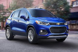 BmotorWeb: Chevrolet Trax (Tracker) 2017