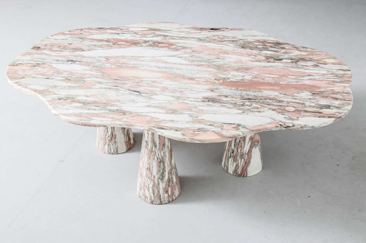 Stunning Italian Marble Coffee Table In Style Of Mangiarotti Marble Coffee Table Decorating Coffee Tables Coffee Table [ 853 x 1280 Pixel ]