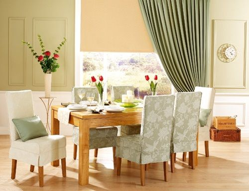 dining room chair slipcovers pier one