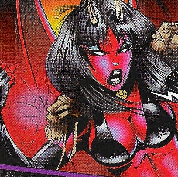 Purgatori - Evil Ernie # 3 - Chaos Comics