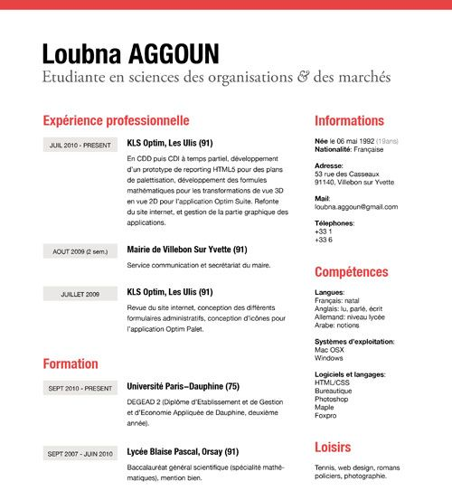 30 Great Examples Of Creative Cv Resume Design Bashooka Creative Cv Resume Design Resume