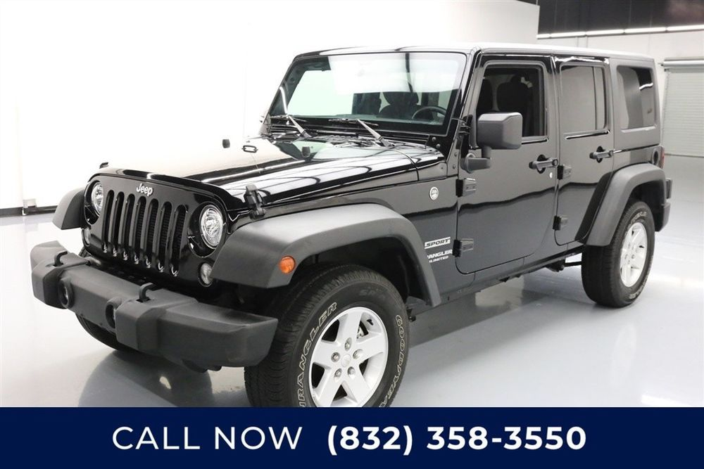 eBay Jeep Wrangler Sport Texas Direct Auto 2017 Sport