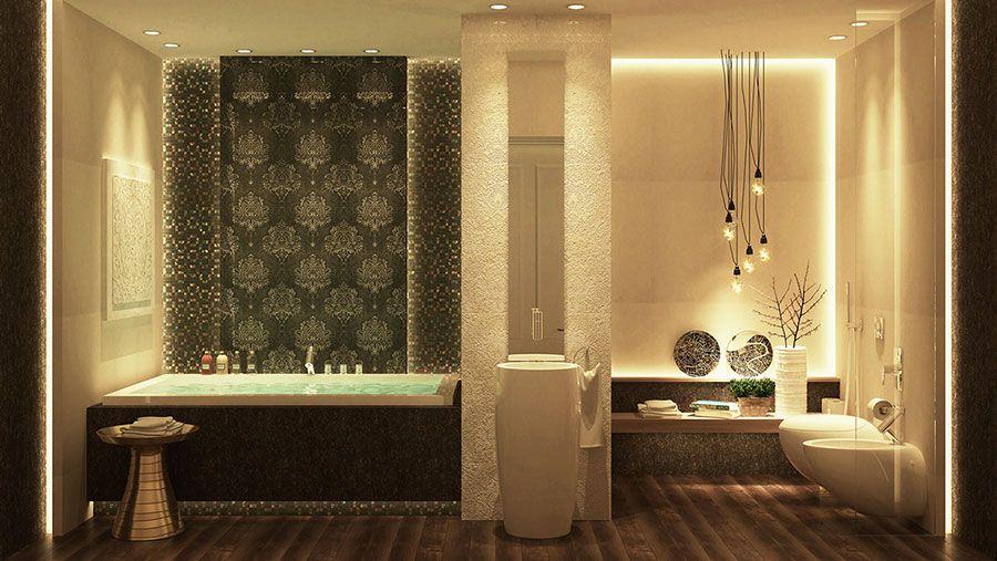 Bagno da sogno 17 | Bagni di design | Pinterest
