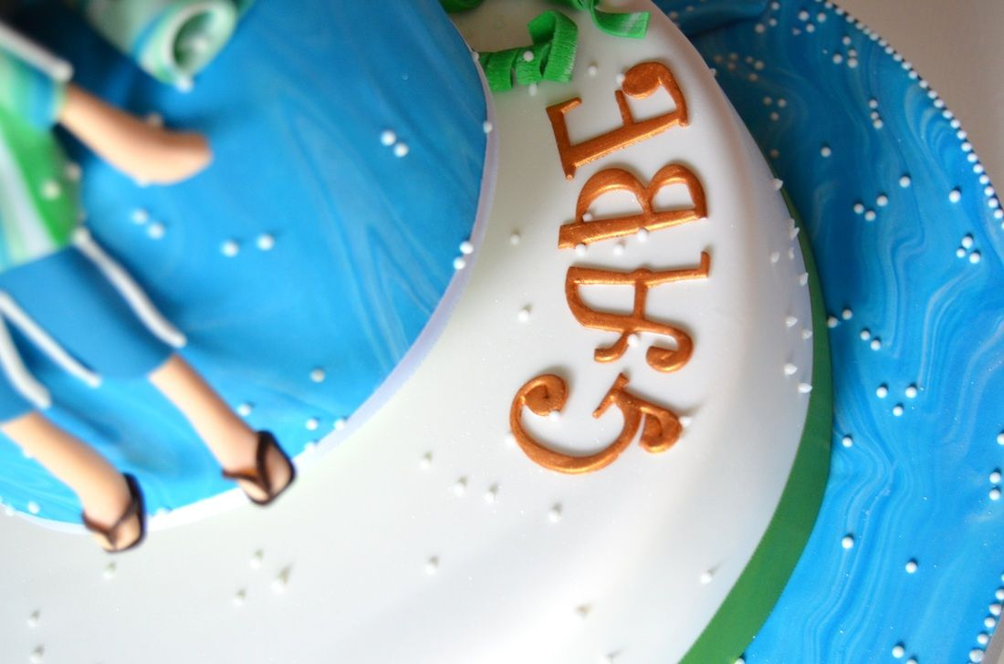 sugar kid - Sugar Realm fine bakery + cake design