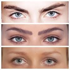 Regrow your overplucked eyebrows that won't grow anymore ...