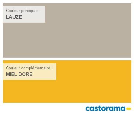 Castorama Nuancier Peinture - Mon harmonie Peinture LAUZE satin de - peinture satin ou mat