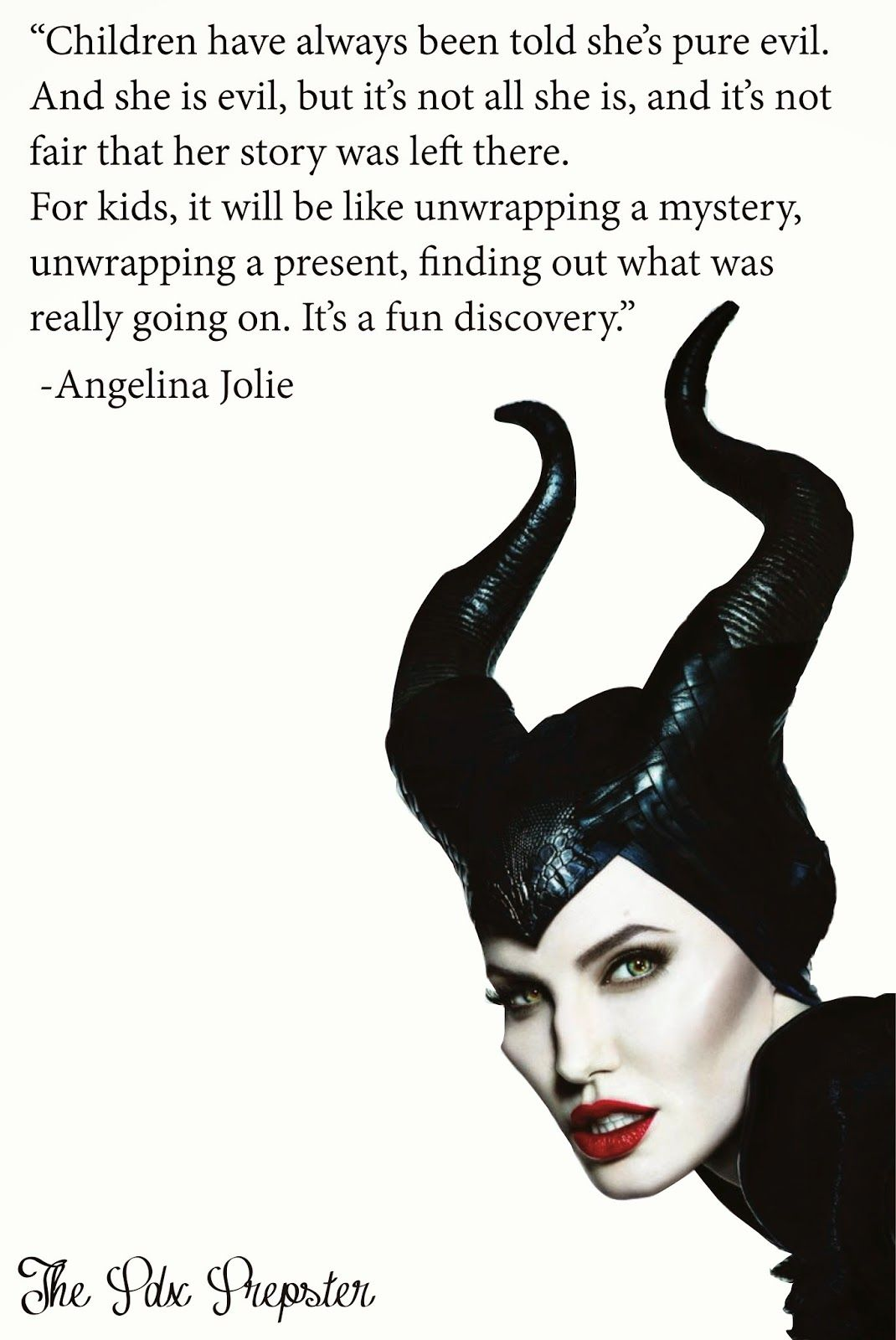 Maleficent Quotes From Angelina Joiles Maleficent