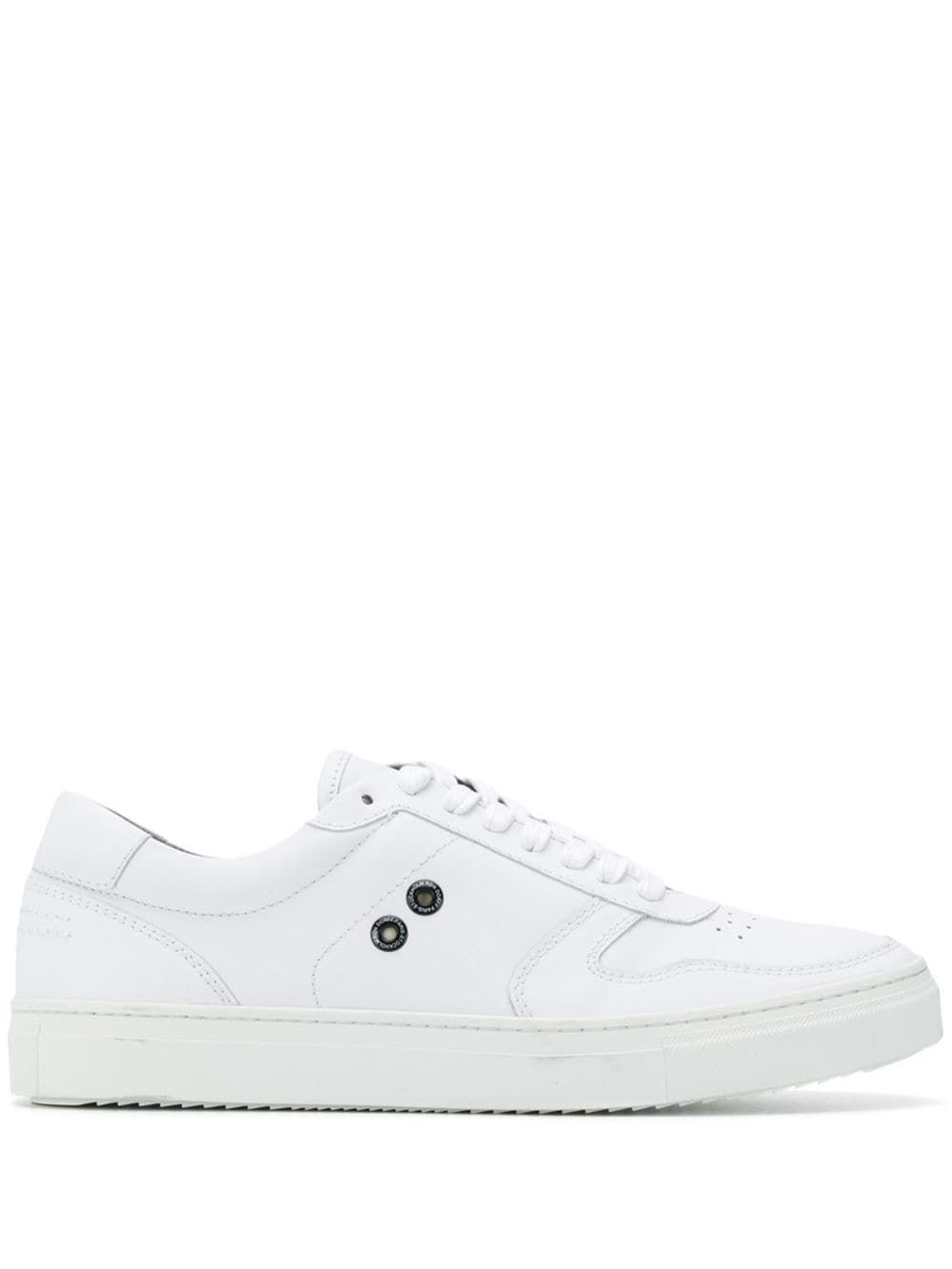 outlet store 00b11 32c8f RON DORFF RON DORFF URBAN TENNIS SNEAKERS - WHITE.  rondorff  shoes