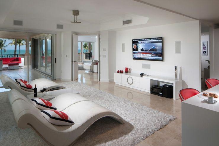 Appartement de luxe pour des vacances uniques à miami beach
