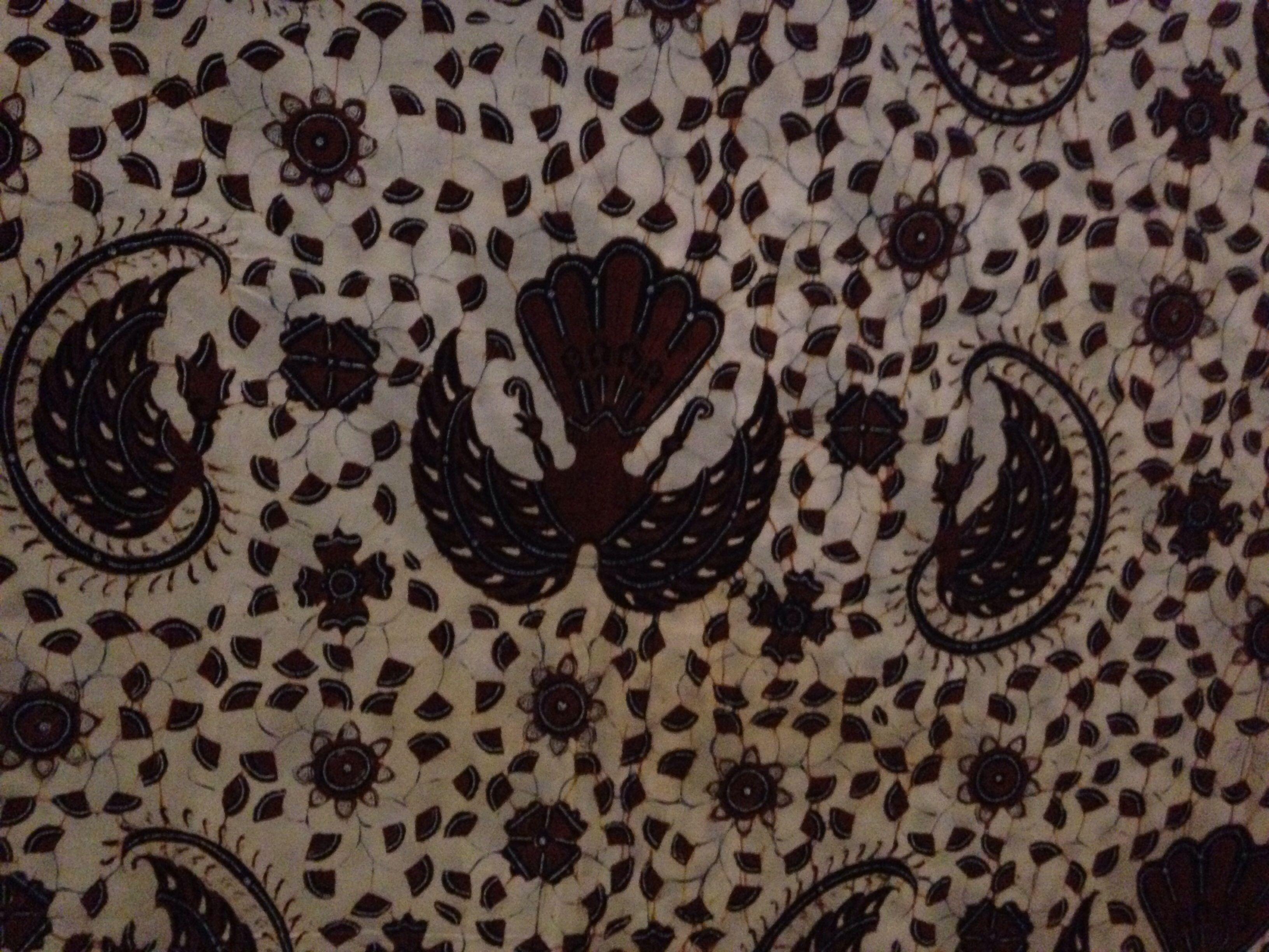 Pin di Batik tulis Indonesia
