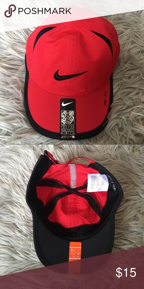Nike Dri-Fit hat Red Nike Dri-Fit hat 81c92d2f06fd