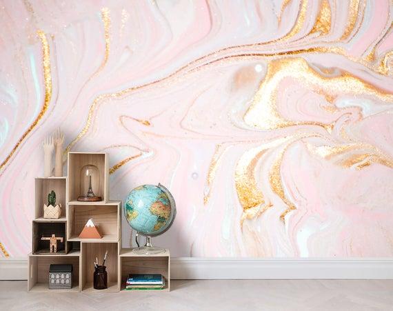 Hi Everyone Materials Vinyl Permanent Wallpaper Application Peel Stick Removable Self Adhesive Water Proof And Washable Wall Murals Mural Mural Wallpaper