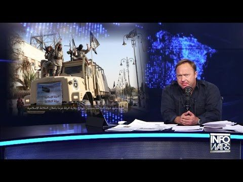 The Alex Jones Show 5/15/15: Obama Gives MRAPs To ISIS