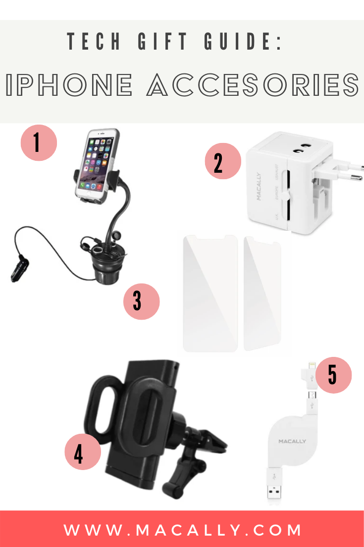 iPhone accessories for any part of your lifefrom