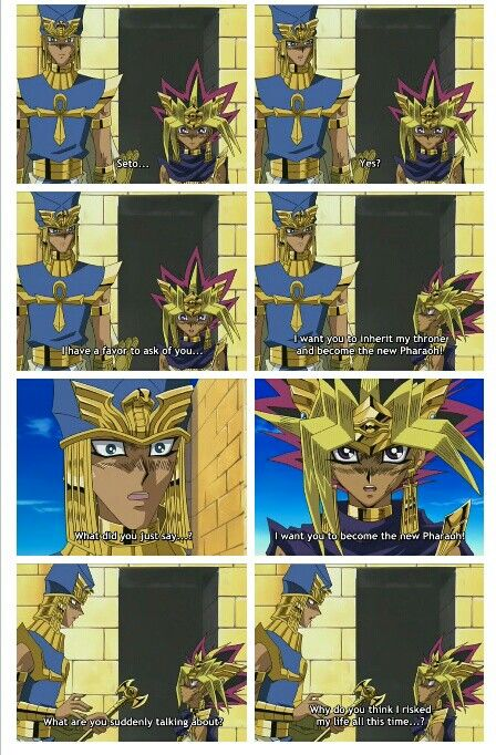 Yami And Yugi Love Story