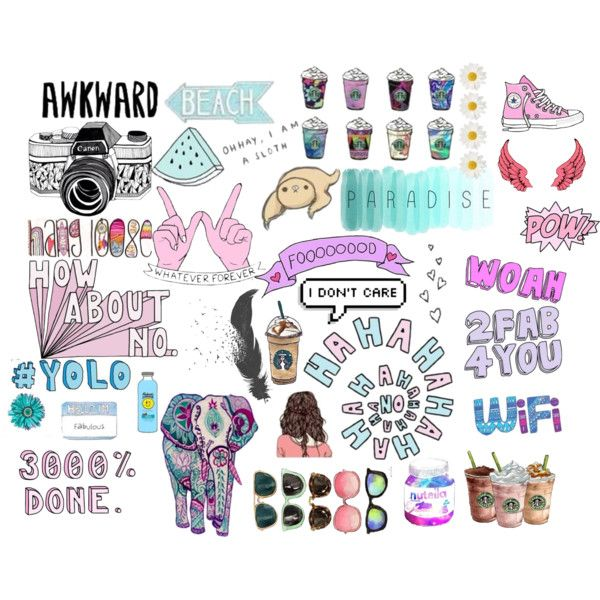 words collage tumblr - Google Search | Leuk | Pinterest ...