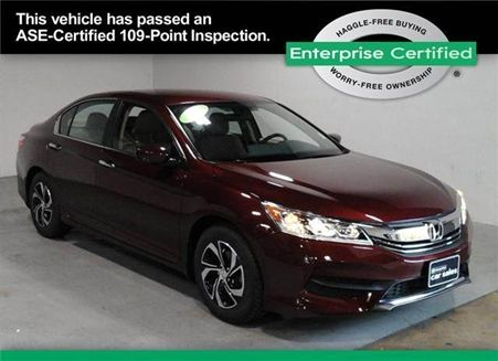 Used 2016 Honda Accord Lanham Md Certified Used Accord For Sale 1hgcr2f36ga002387 Enterprise Car Buy Used Cars Cars For Sale