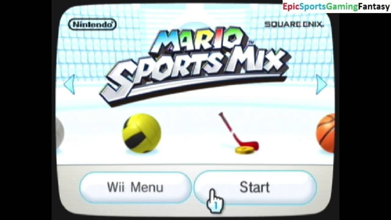 Tutorial For How To Launch Mario Sports Mix On The Wii Menu https://t.co/VTZ7MRJtul #IFTTT