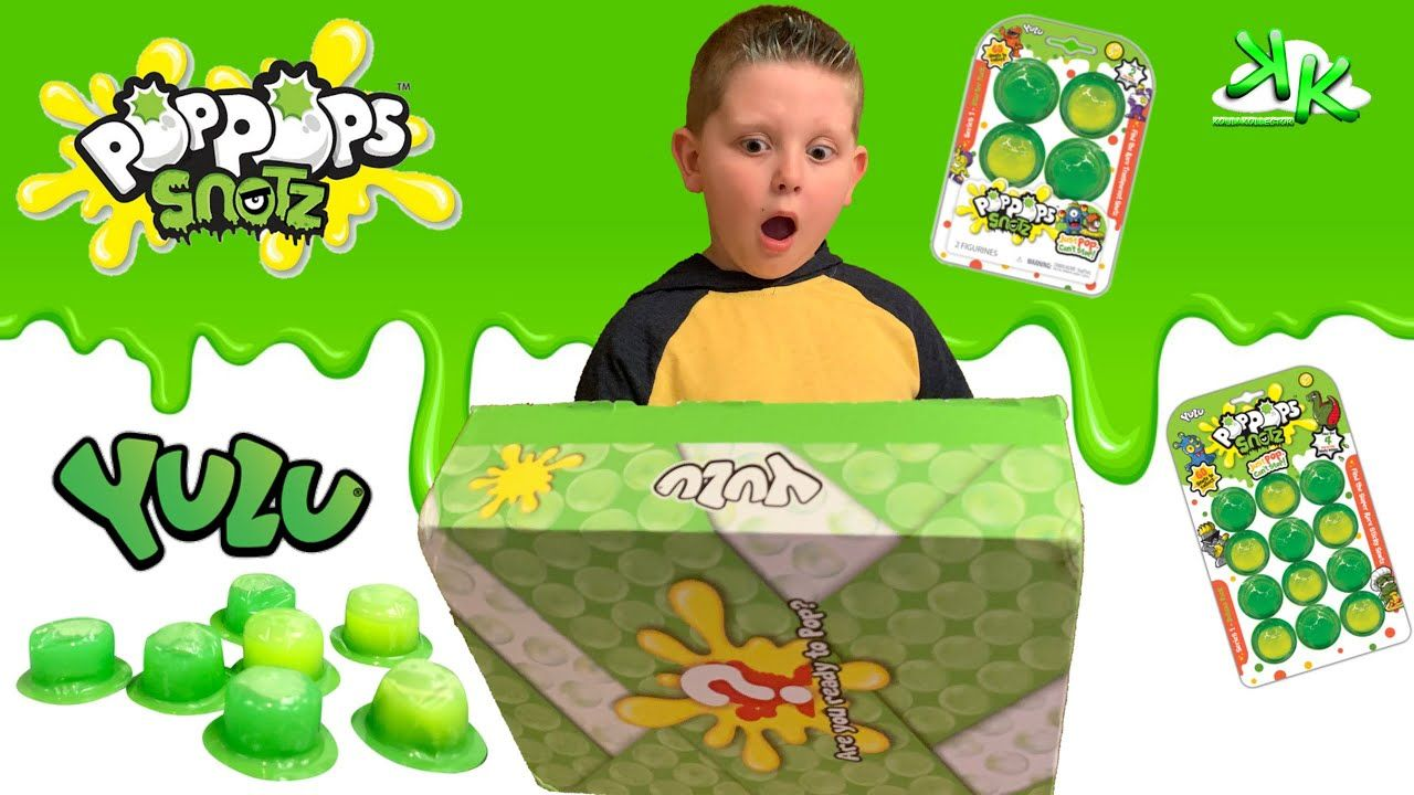 Opening Over 70 Pop Pops Snotz From Yulu Massive Slime And Bubble Wrap Bubbly Slime Bubble Wrap Slime