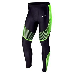 Nike Power Speed Compression Men's Tights 717750 Was $150 Large