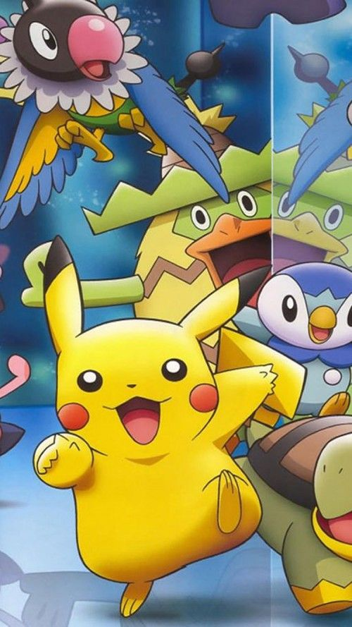 Picture of Pokemon on iPhone 7 for Wallpaper Friend