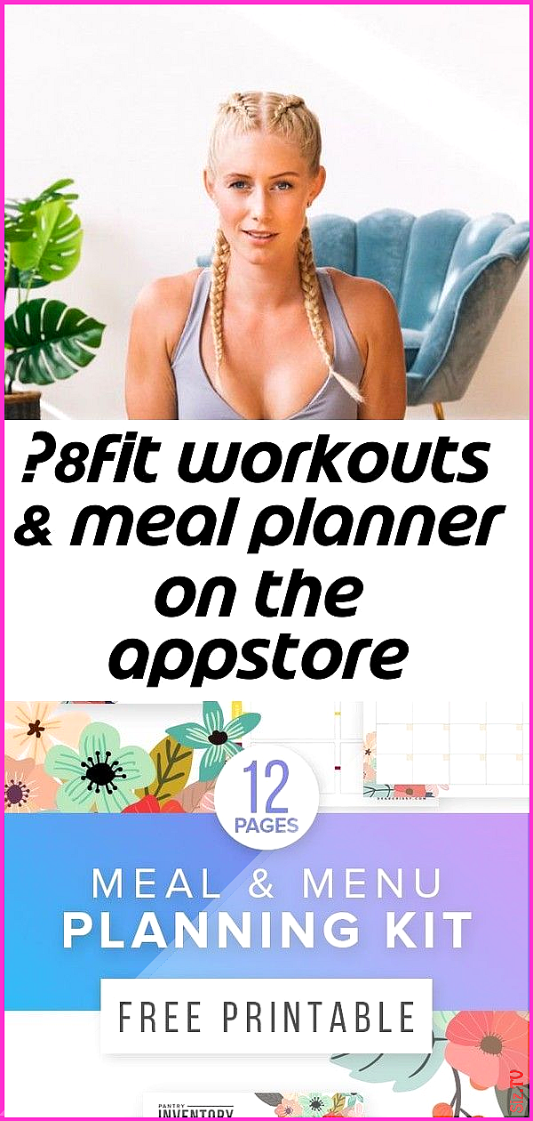 8fit workouts 038 meal planner on the appstore womanworkout woman workout apps 1 8fit workouts 038 m...