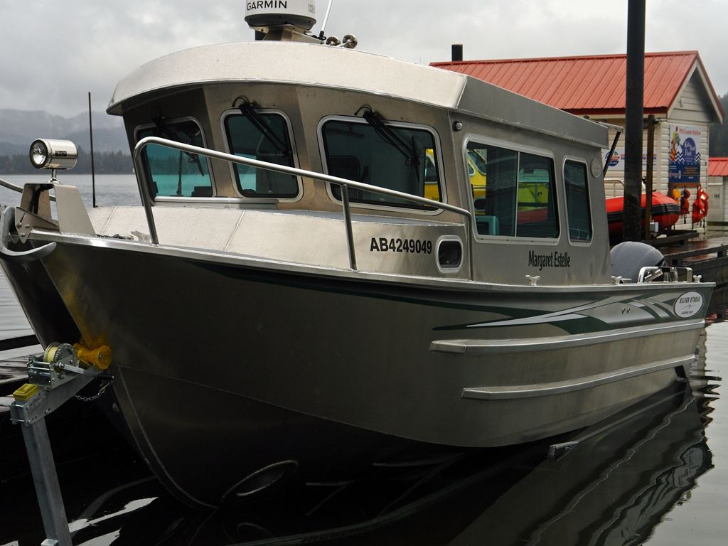 Browse All Our Aluminum Boats Silver Streak Boats Ltd Aluminum