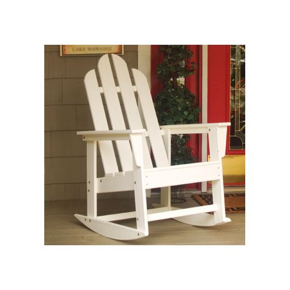 POLYWOOD® Long Island Rocker Collection (491562077), Outdoor Furniture,  Dining Sets U0026