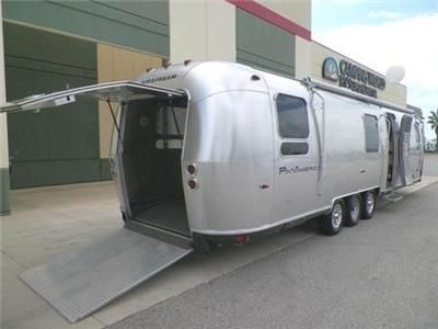 2009 Airstream Pan America Toy Hauler For Sale By Owner Illinois