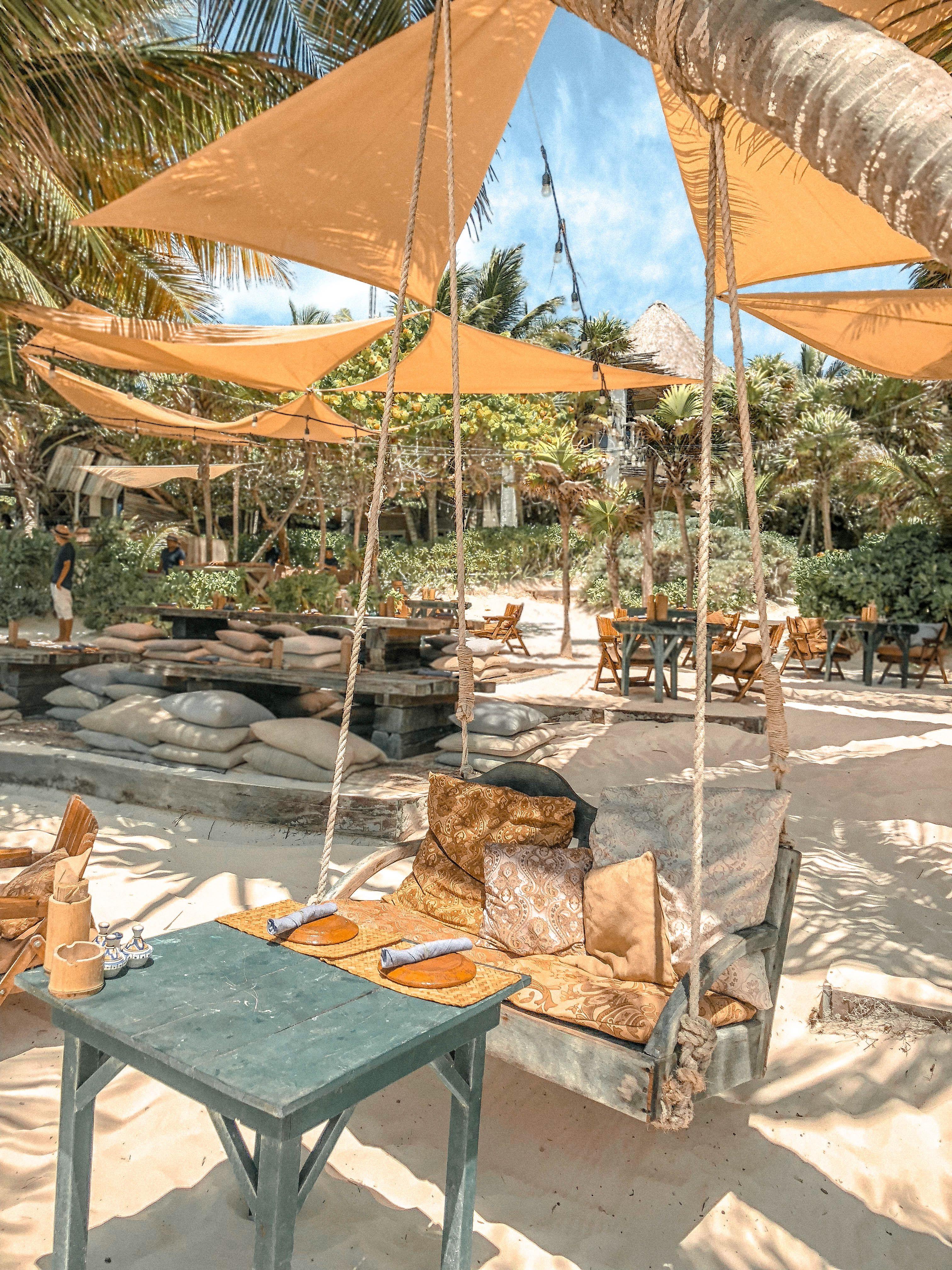 Bohemian Paradise Nomadetulum Tulum With Images Beach