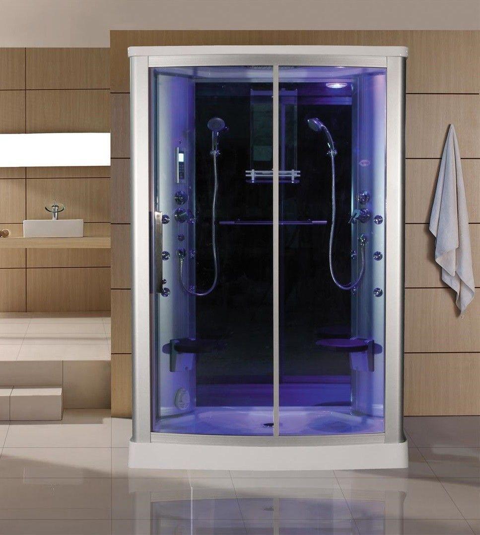 Sliding Door Steam Shower Enclosure Unit   Steam Shower Enclosure ...