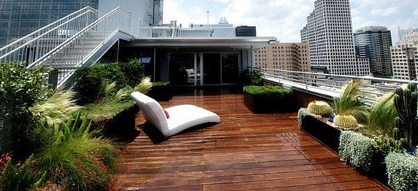 A Modern Rooftop Garden Part 70