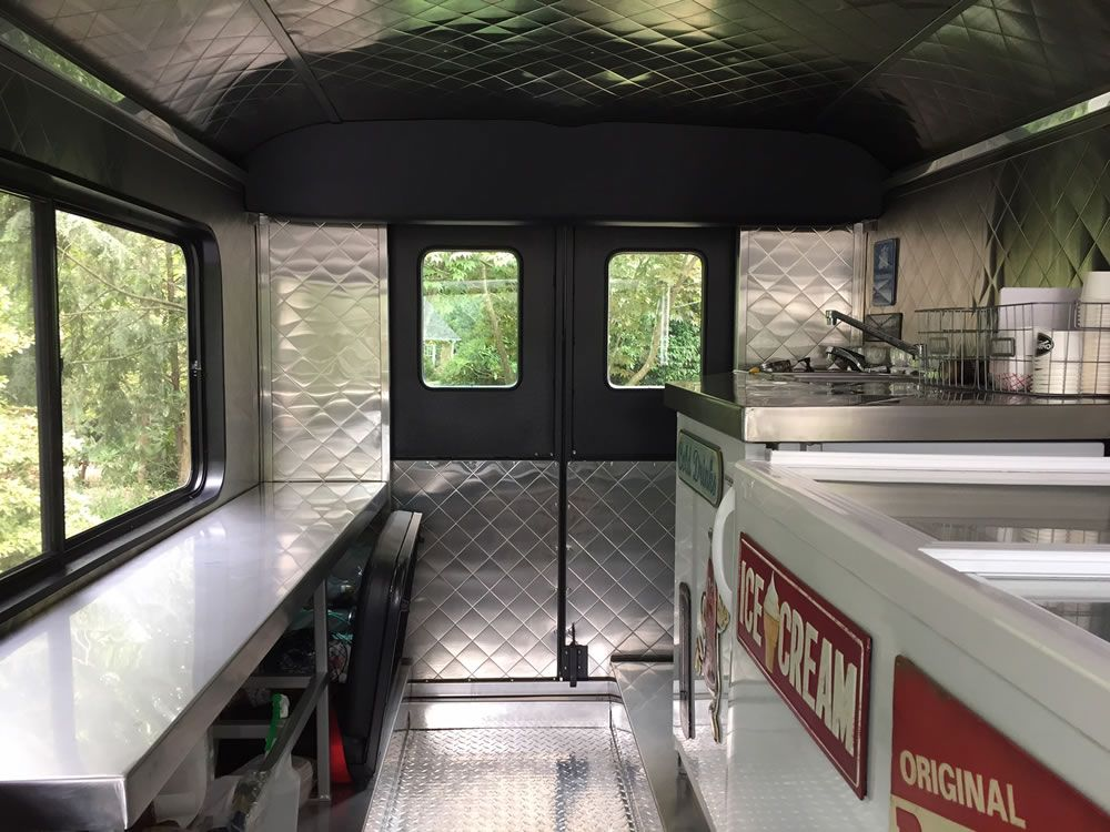 K Riley Designs Provides Food Truck Fabrication And Build Services