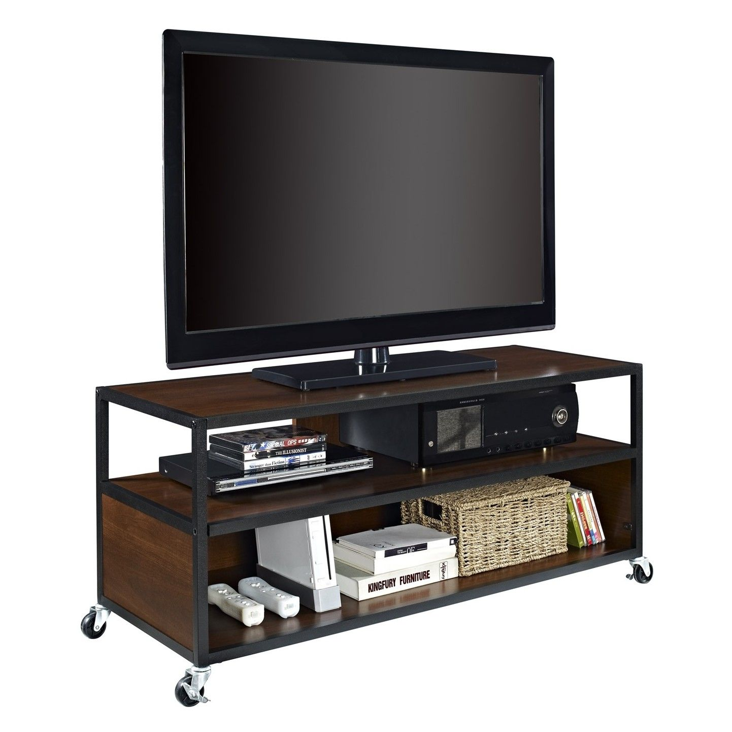 Home Loft Concepts Haley Tv Stand Reviews Wayfair Decks