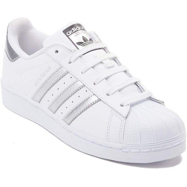 Womens adidas Superstar Athletic Shoe ($99) ❤ liked on
