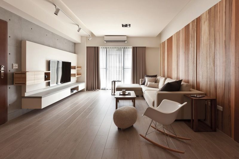 Organic And Minimalist Interior Inspirations From The Far East