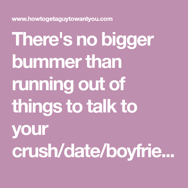 100+ Flirty & Fun Questions to Ask a Guy You Like (Percect