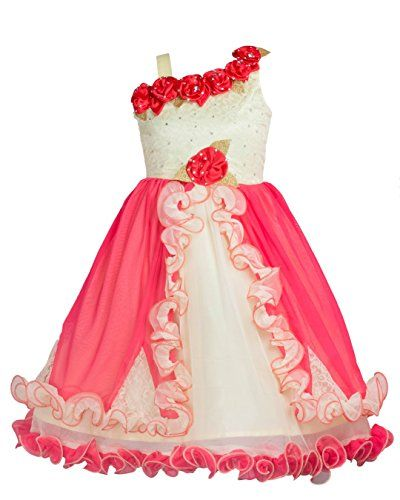 d76c1f962 My Lil Princess Cute   Pretty Kids Baby Girls Fairy Frock Dresses ...