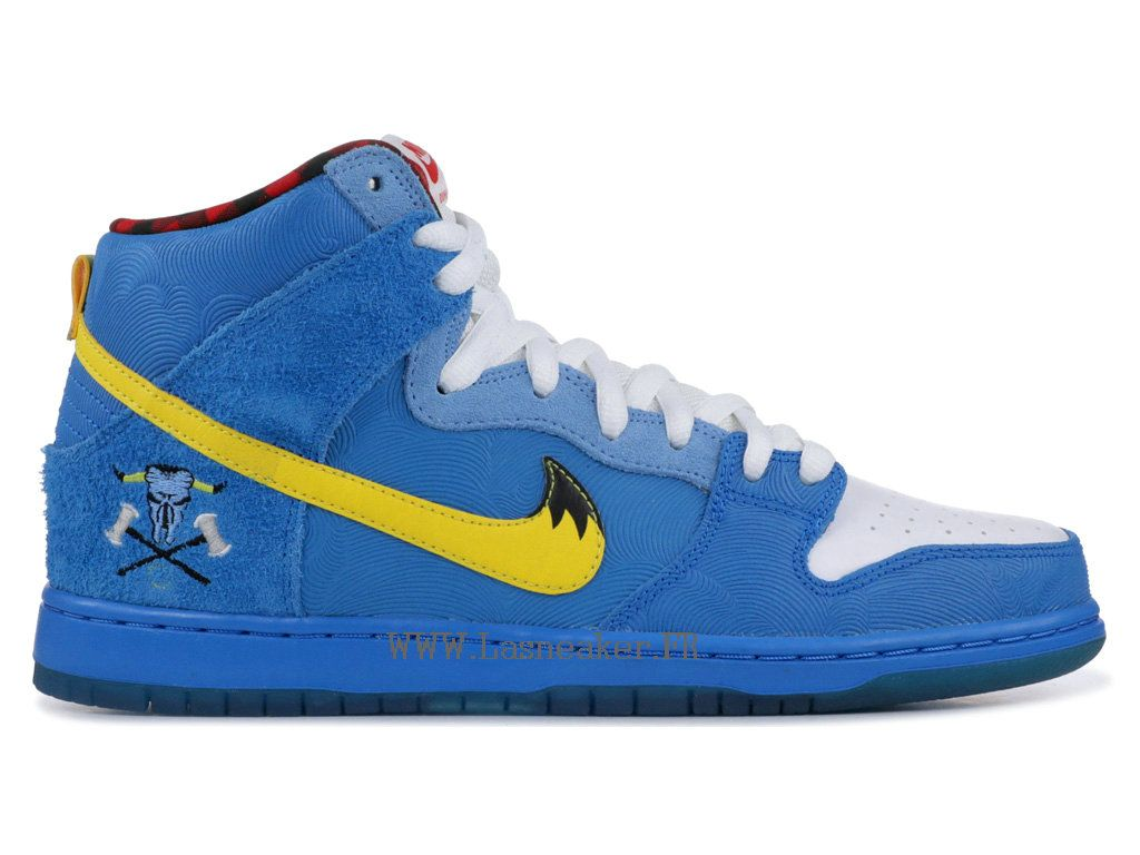 Nike SB Dunk High Chaussures de basketball Pas Cher Pour Hommes ...